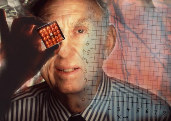 SLAC physicist Martin Perl