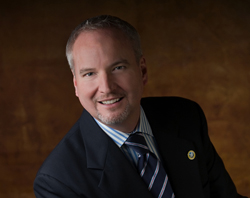 Alex McInyre, new Menlo Park City Manager