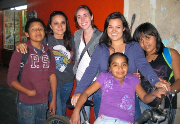 Devon Davey and AYSO Region 109 team to get soccer gear to young players in Guadalajara