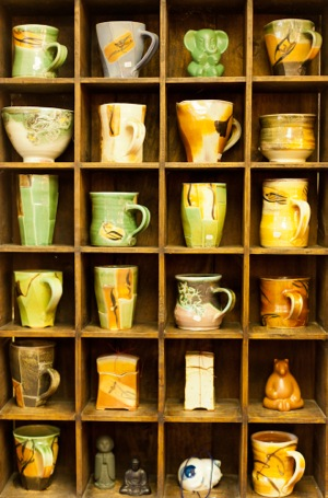 Joy Imai: Lifelong potter focuses on soda pottery at her Allied Arts Guild studio