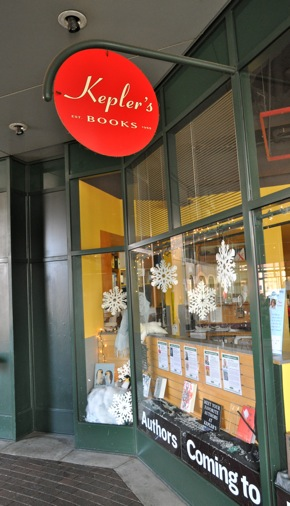 """Transition team announces plan to make Kepler's the """"prototype community bookstore of the future"""""""