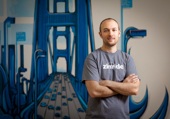 Logan Green, CEO of Zimride