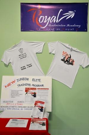 Badminton Scholarships
