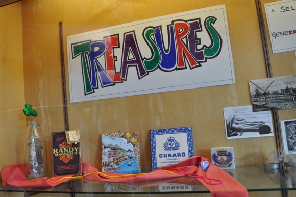 Treasures at Menlo Park Library