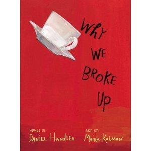 Author Daniel Handler introduces young adult novel on Feb. 2