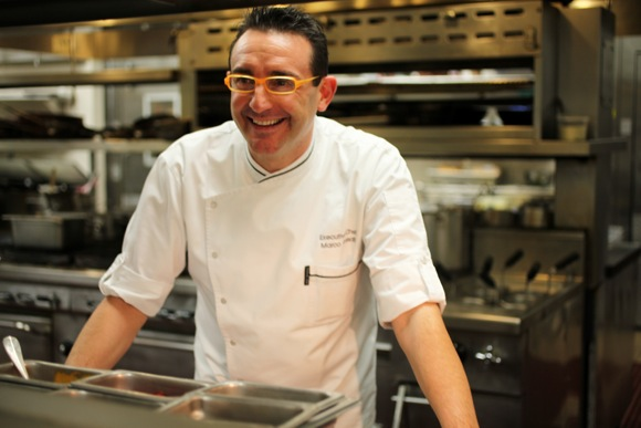 Four Seasons Silicon Valley Executive Chef Marco Fossati