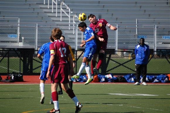 M-A boys soccer team in CCS semi-finals on Feb. 29