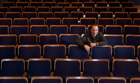 Mark Newton, director of Menlo School winter play, talks about the intersection of drama and athletics