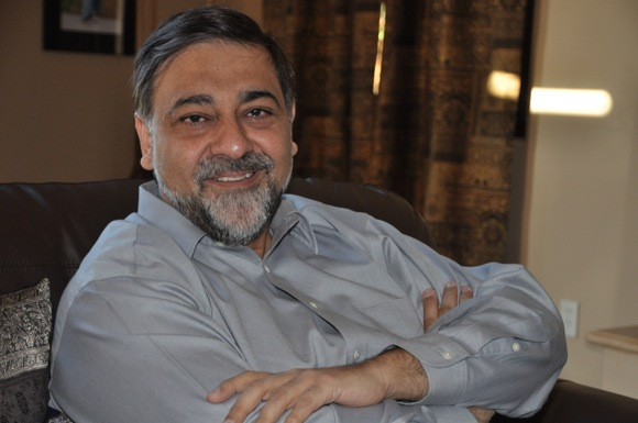 """Vivek Wadhwa on living in a """"passive"""" home"""