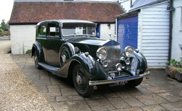 """Can you help locate a """"missing"""" Rolls Royce?"""