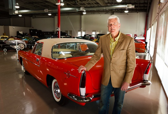 Synonymous: Charlie Marshall and vintage automobiles