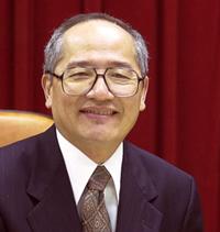 astrophysicist Frank Shu