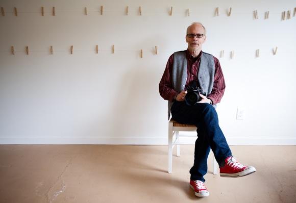 photojournalist Neal Menschel