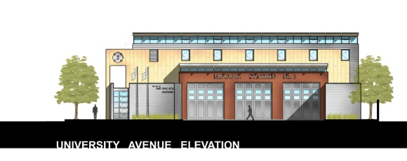 rendering of MPFPD new Station 2