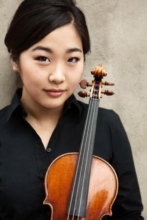 violinist Kristen Lee