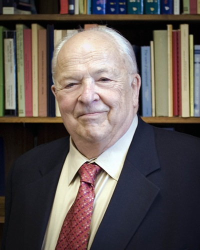 SLAC director emeritus Burton Richter
