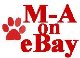 M-A on eBay