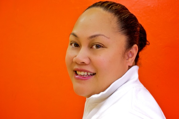M-A dance team coach and local dance teacher Nona Ybarra