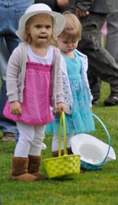 A little hunting, a little reading – local Easter activities take shape