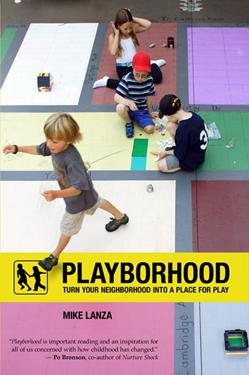 Playborhood book cover