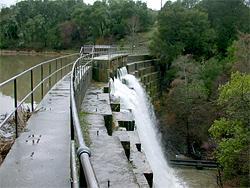 Searville Dam