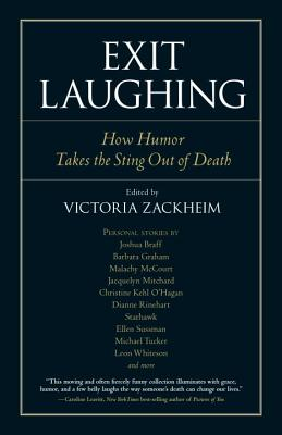 Exit Laughing book cover