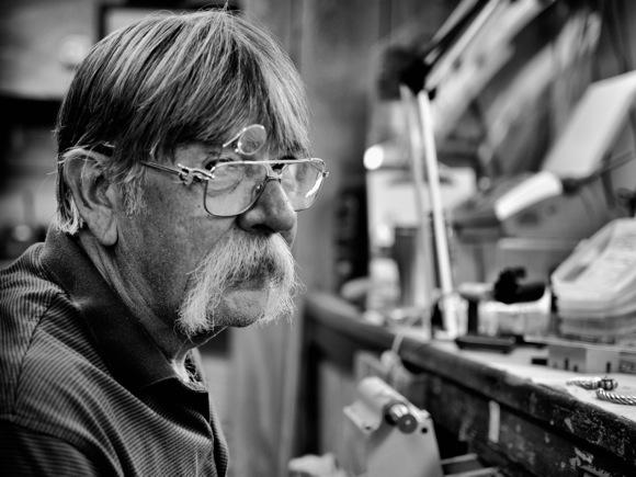 Menlo Park watch maker/repairer Franz Lorist