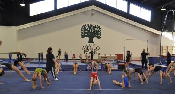Arrillaga Family Gymnastics Center opens at Burgess Park in Menlo Park