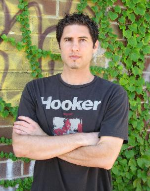 author Matt de la Pena