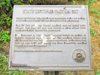 Djerassi sculpture - State Certified Facts