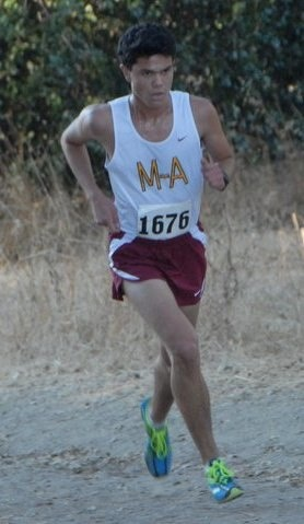 Jack Beckwith_cross country