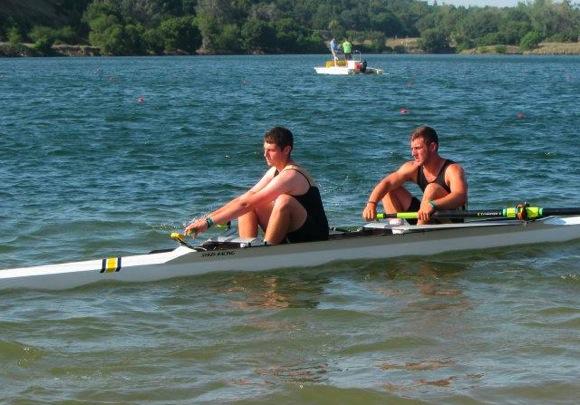 Rower Jason Heinen