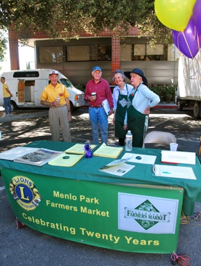 MP Lions Club 20th anniversary MP Farmers Market1