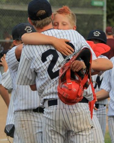 Morey's of Alpine/West Menlo Little League wins city championship
