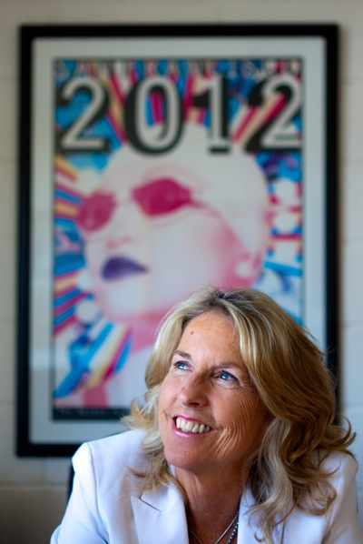 M-A grad Anne Warner Cribbs brought home Gold from the 1960 Olympics