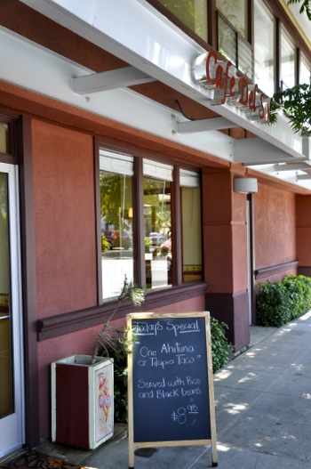 Café Del Sol offers Mexican food beyond the usual — to good results