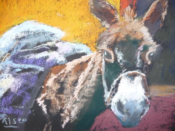 Jan Prisco is featured artist in August at Portola Art Gallery