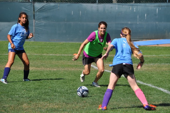 Post image for USA Olympic soccer player Julie Foudy headlines Peninsula College Fund event