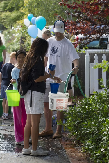 Walk for Water in Menlo Park