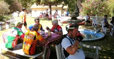 My up and down 2012 Tour de Menlo