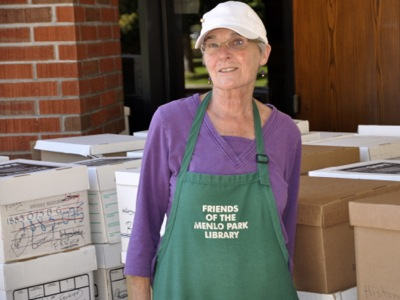 Over 30,000 volumes for sale at Book Fair and auction at Menlo Park Library on Sept. 15 & 16