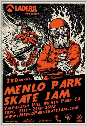Menlo Park Skate Jam