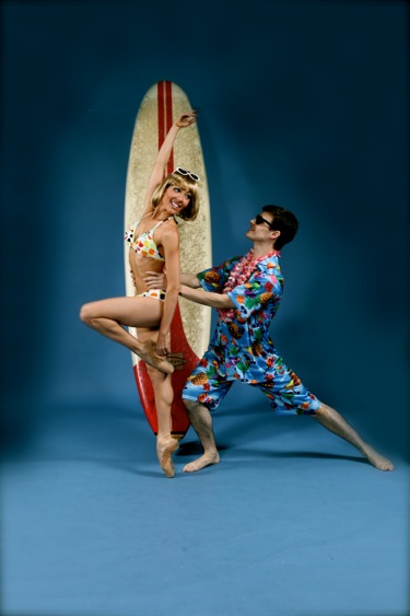 Menlowe Ballet performs Surfside