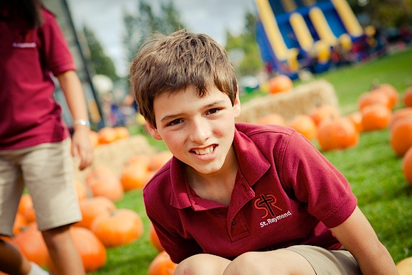 Post image for Menlo Park Pumpkin Festival returns to St. Raymond School