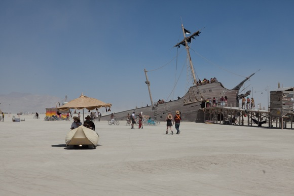 Photographer Scott Kline reflects on the 10 Principles of Burning Man post this year's event