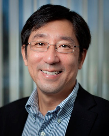 SLAC director Chi-Chan Kao