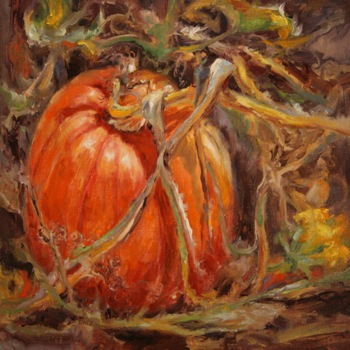 Harvest Time by Kristen Olson