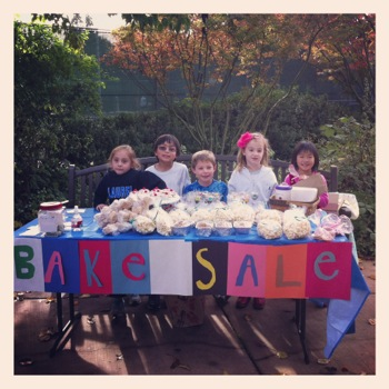 Flash Bake sale in Menlo Park