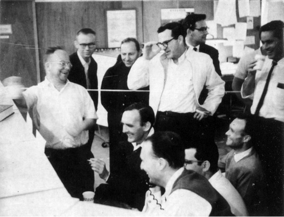 """Richard """"Dick"""" Barr Neal, architect of SLAC's linear accelerator in Menlo Park, dies at 95"""