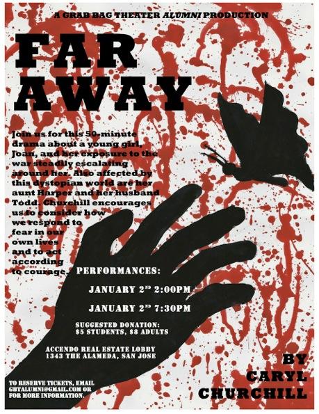 Grab Bag Theater alumni show set for Jan. 2